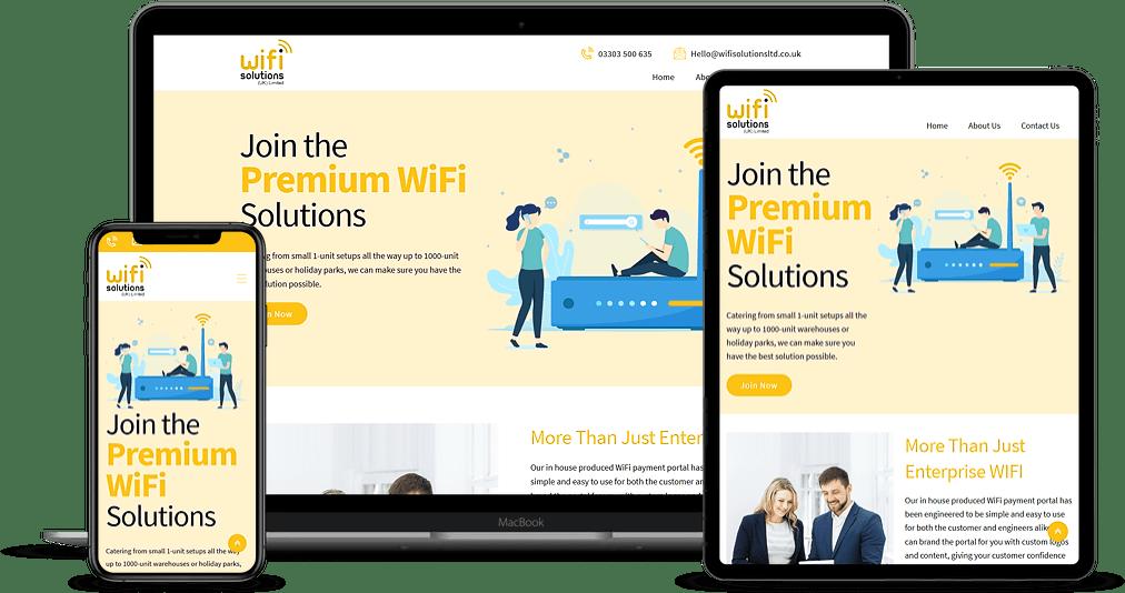 WiFi Solutions Ltd